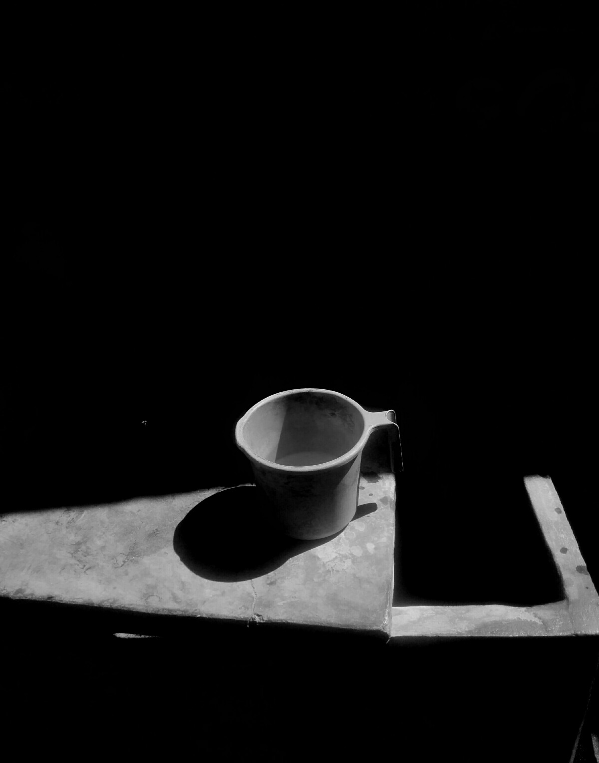 I was having tea at the roadside dhaba . and there i got to capture this beautiful play of light and shadow.
