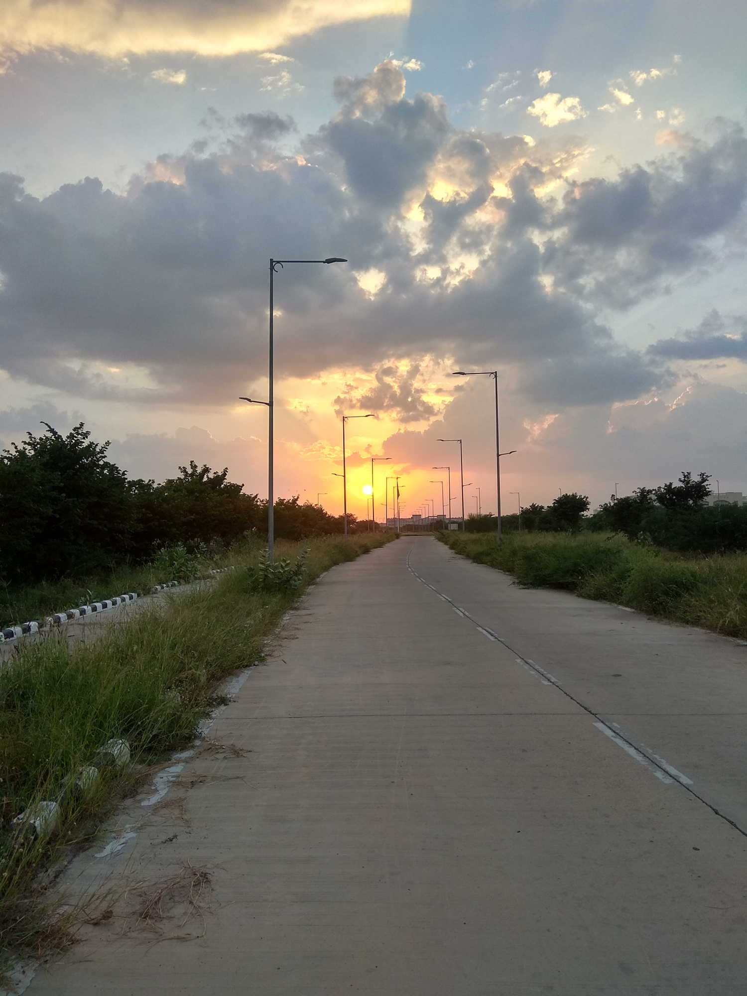Sometimes we need to take the road less travelled to achieve our own success in life.
