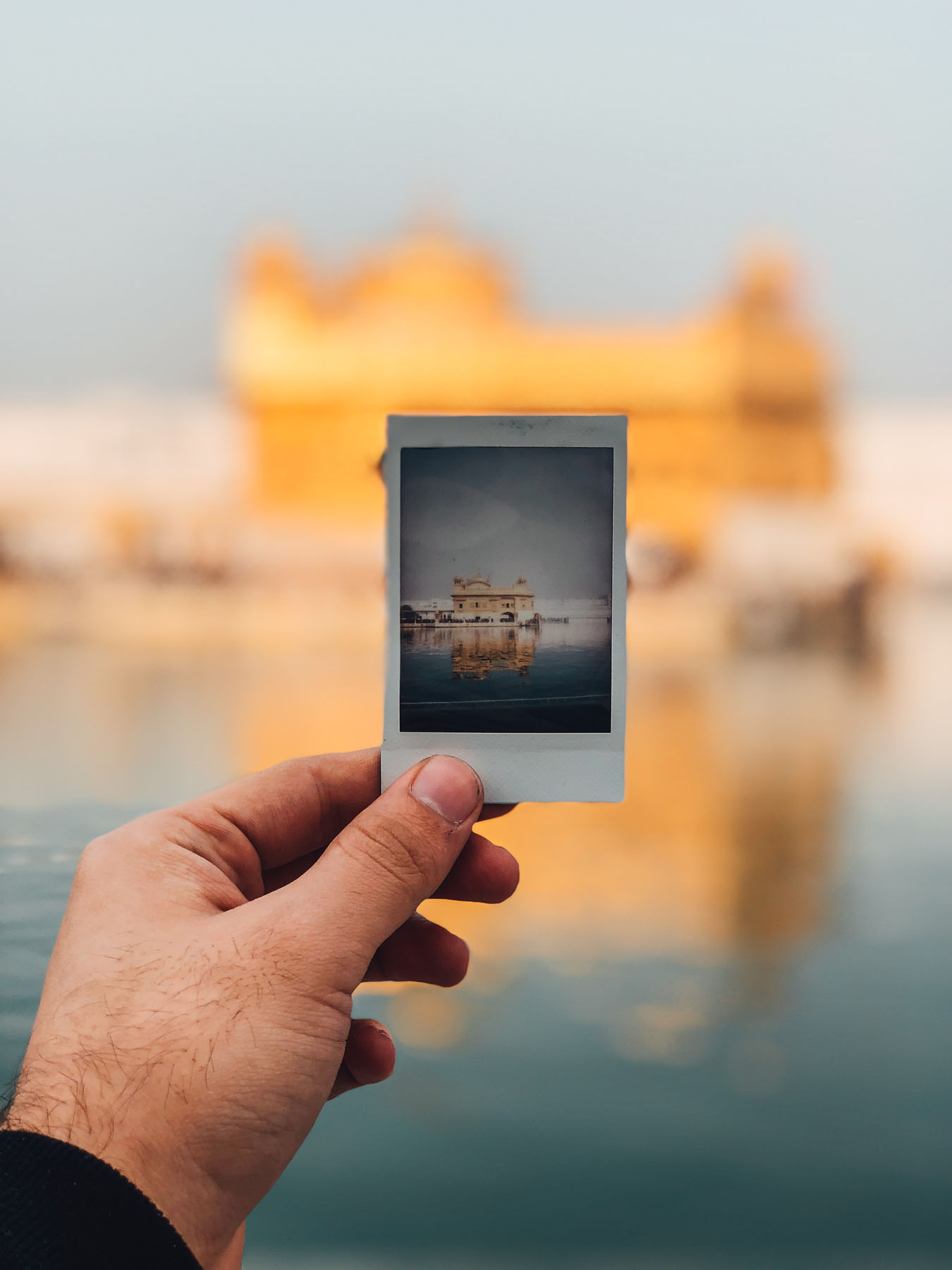 Holding more than just captured memories.