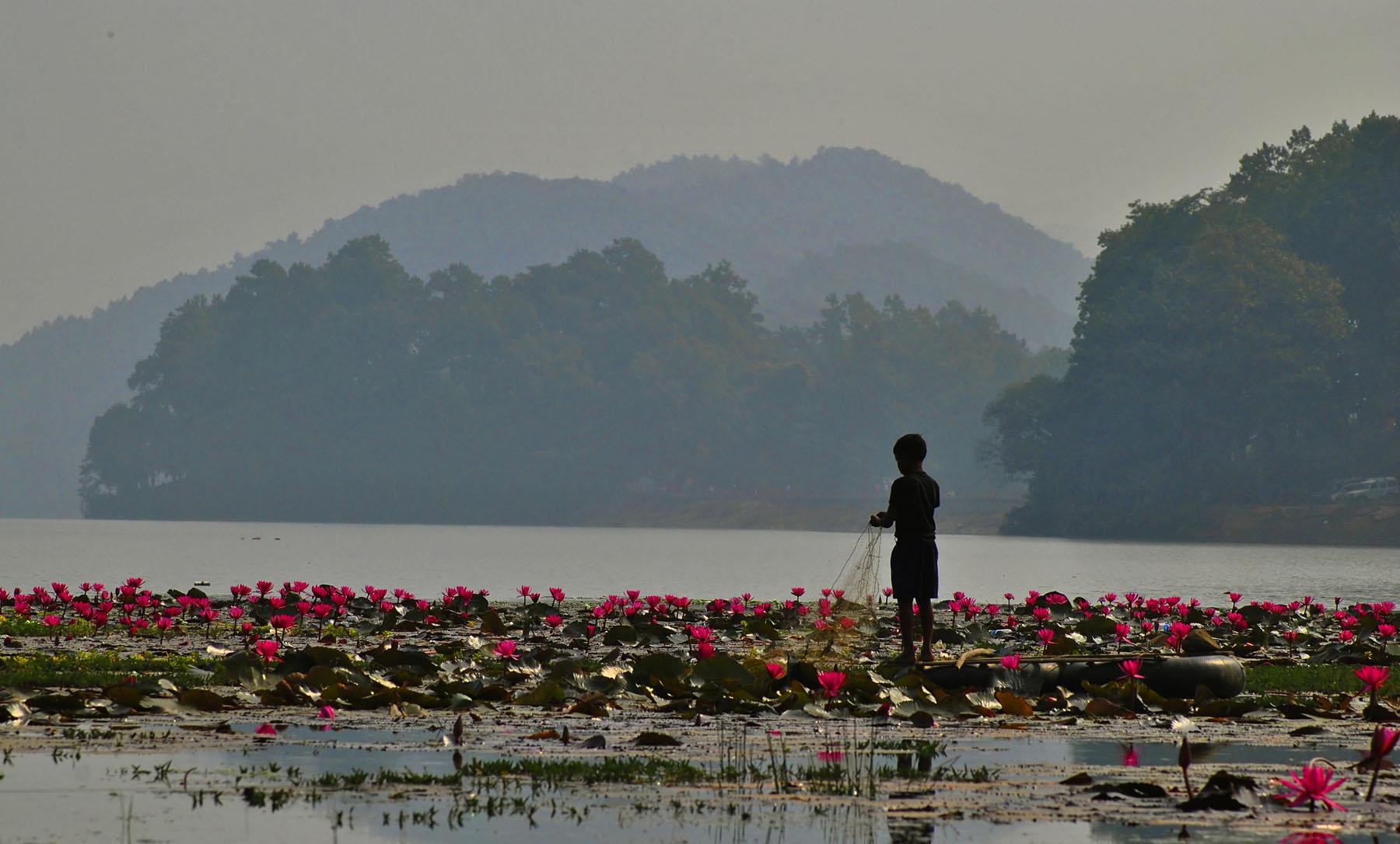 At dimna lahe  tata jamshedpur.  jharkhand