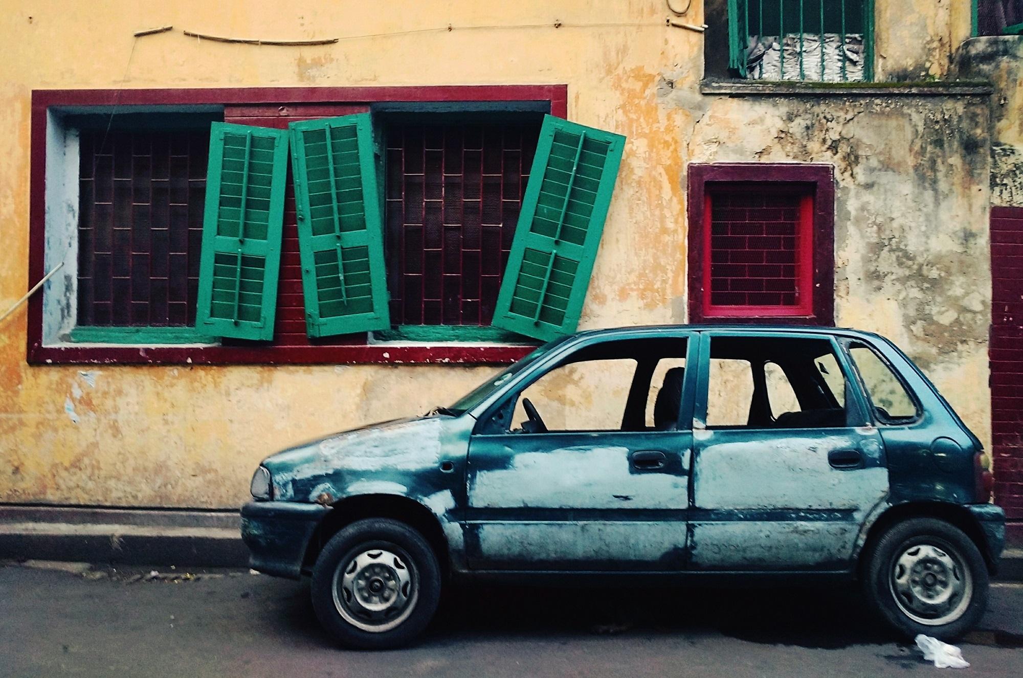 Sudder Street, Kolkata.