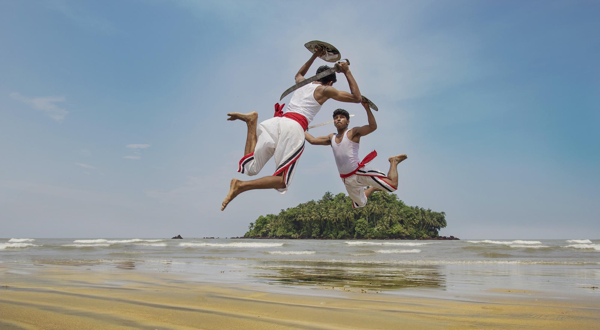 Kalaripayattu Mother of all Martial arts.Kalarippayattu is the martial art form of Kerala is regarded as the oldest of its kind in the world