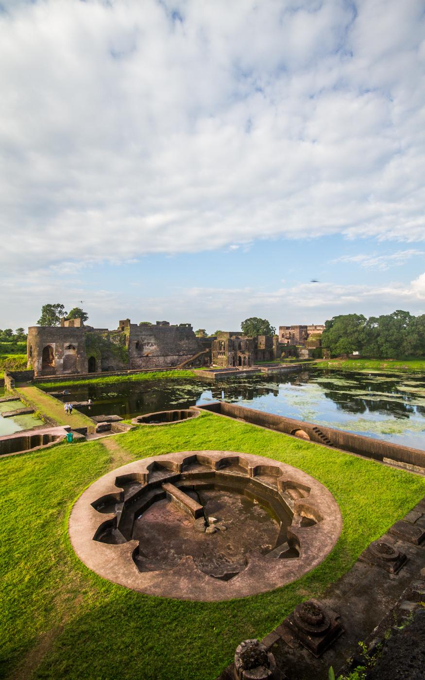 Jal Mahal of Mandu