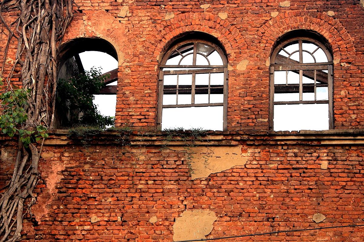 A old house near Burrabazar, Kolkata