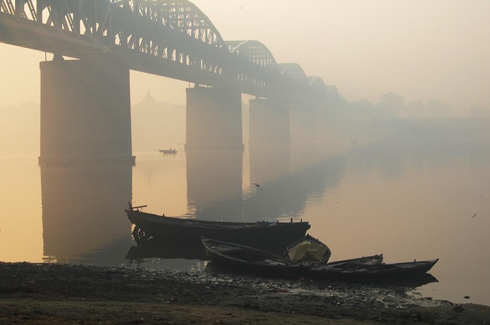 Mornings of Banaras.
