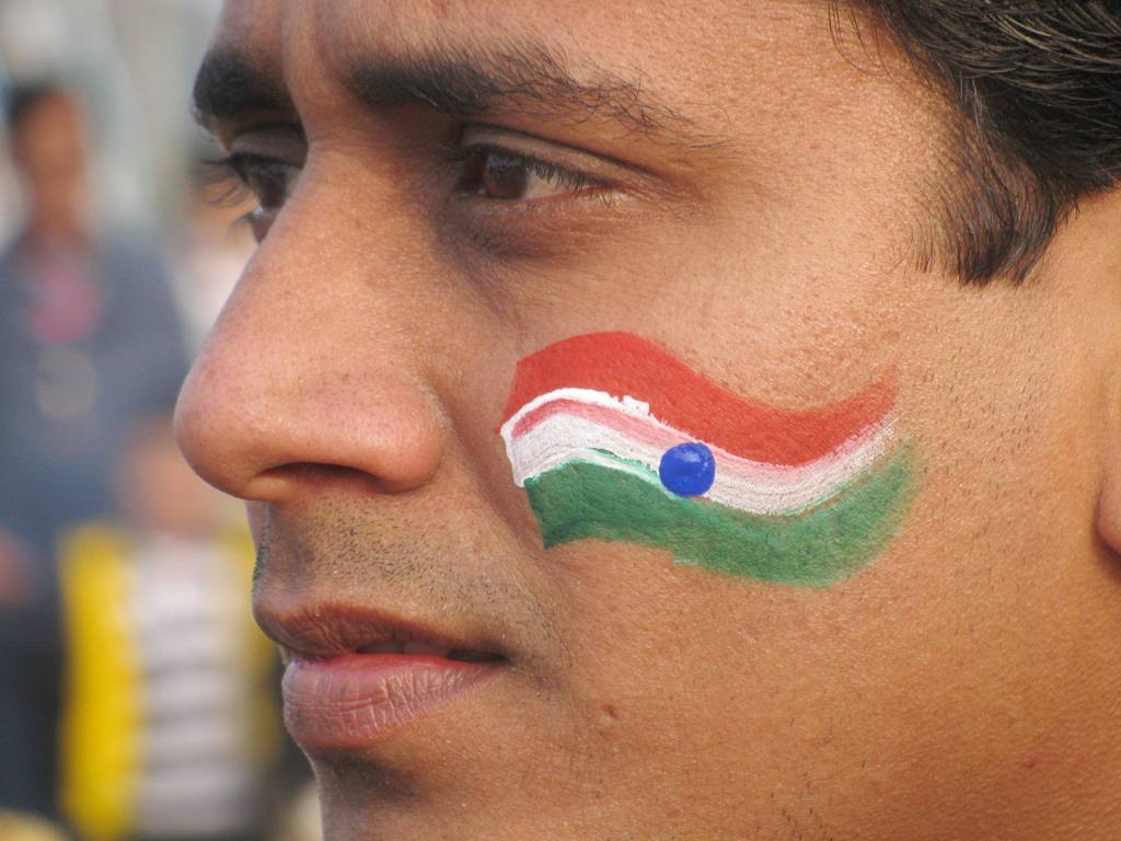 The love for INDIA by common person specially when that person is @ WAGHA BORDER.
