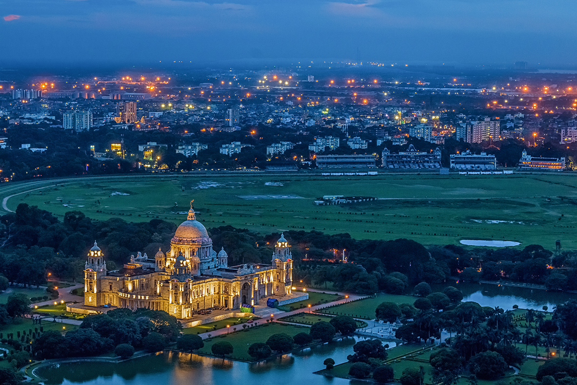 The Pride Of Kolkata, Victoria Memorial.