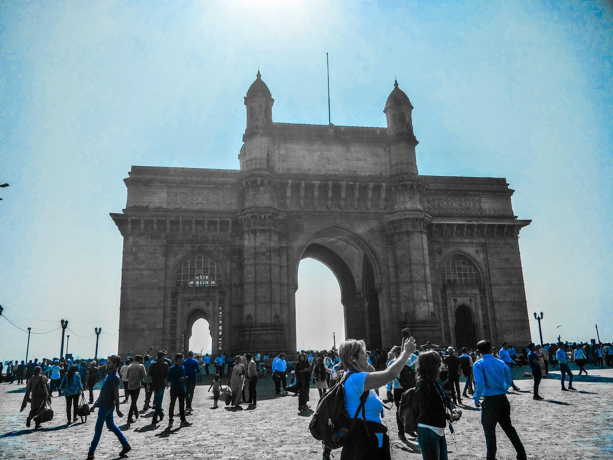 a click at mumbai
