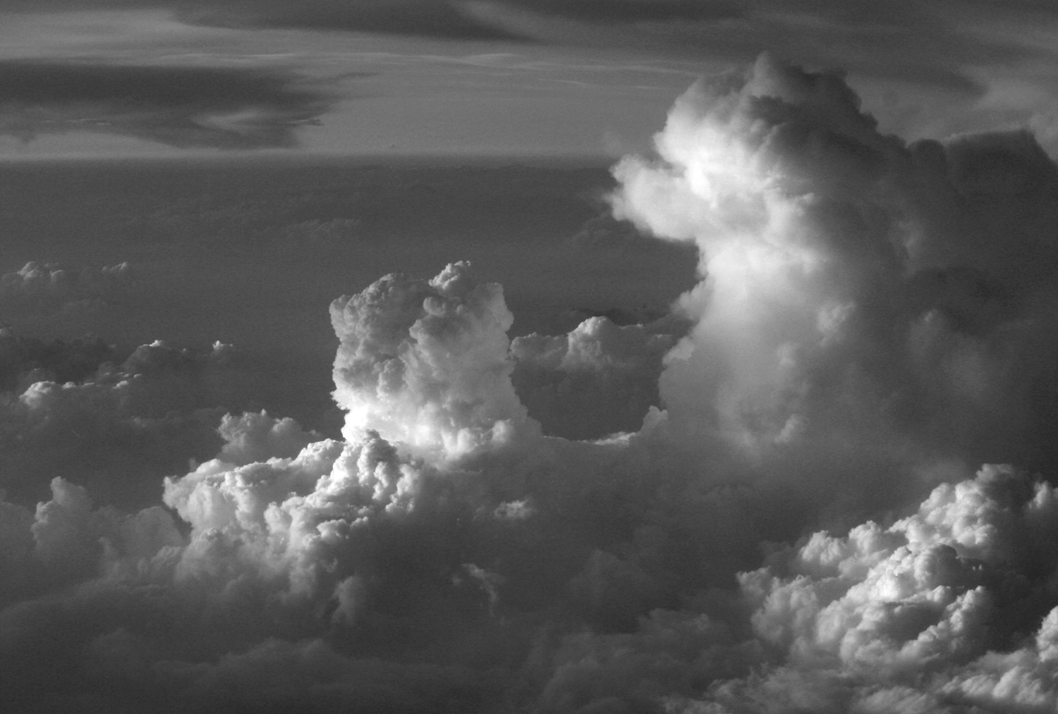 CLOUDSCAPE - THE LIONS ROAR.
