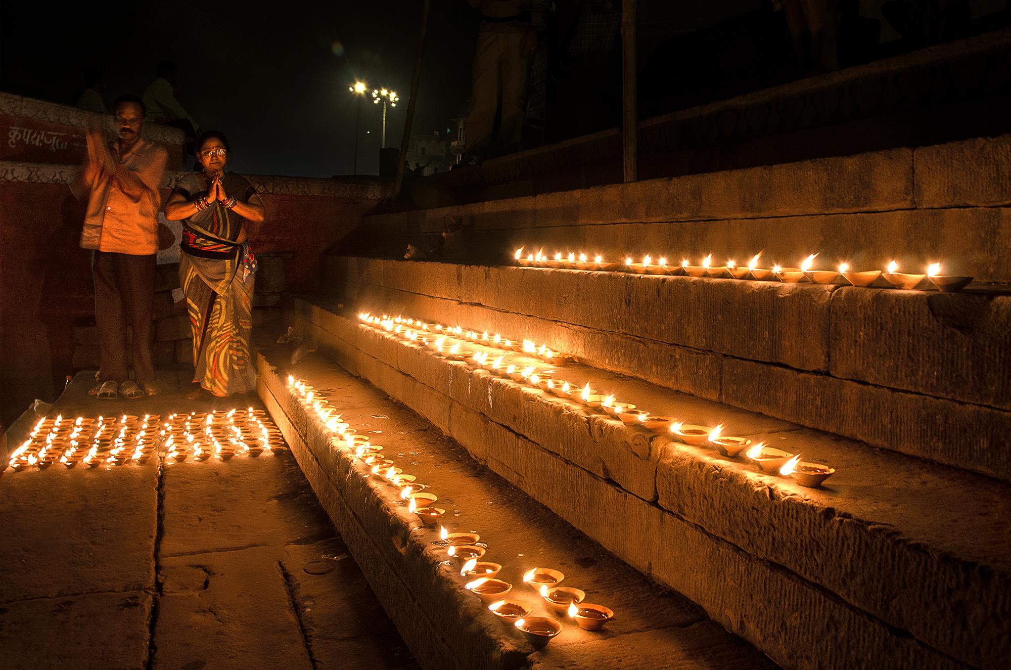 In Varanasi