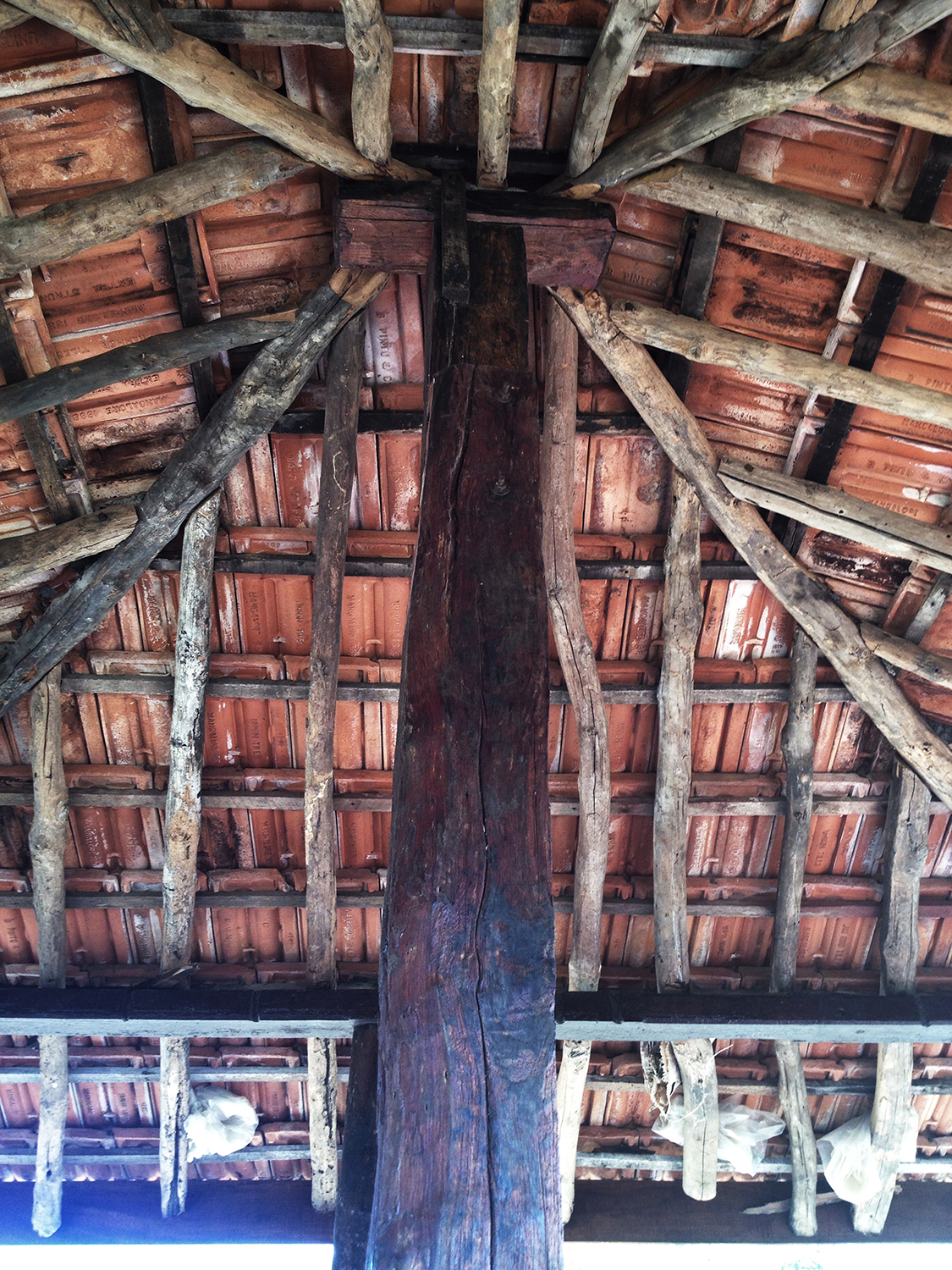 Rafters and  Battens