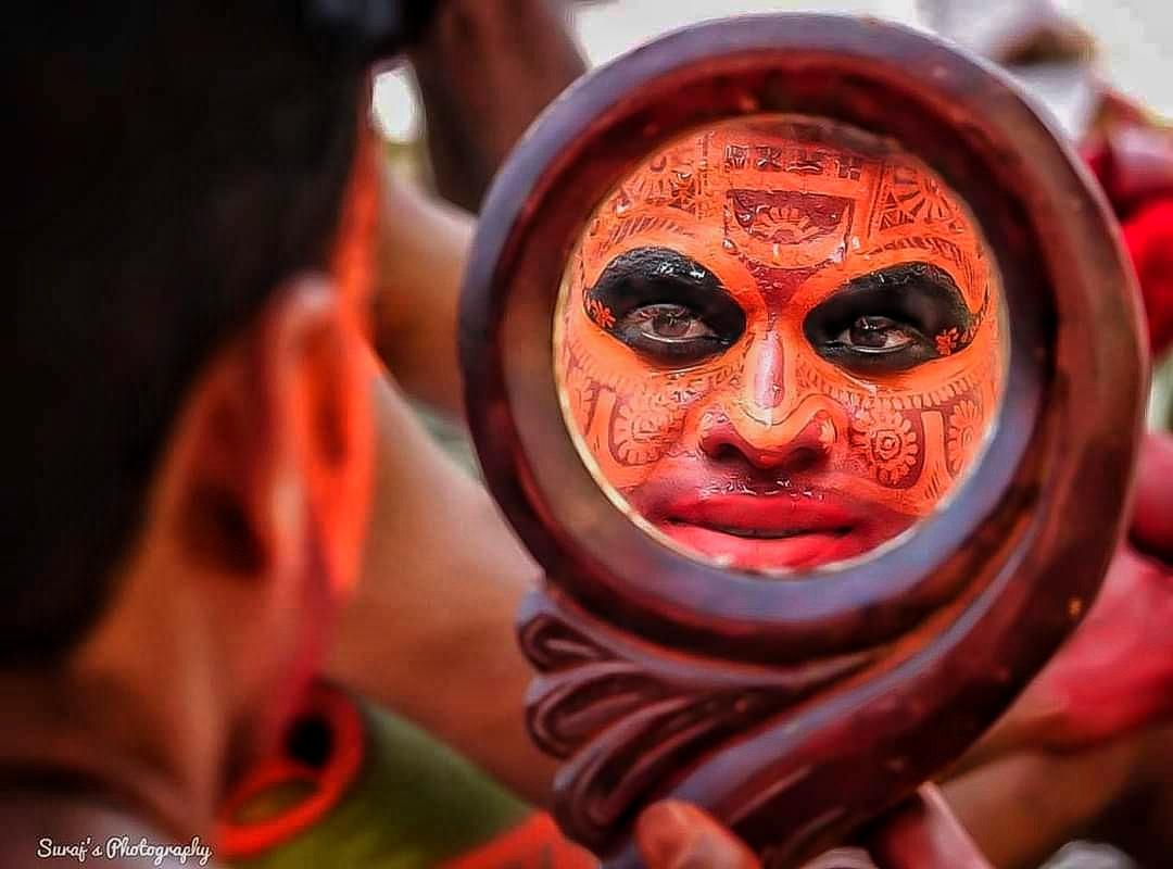Its a cultural form of Kerala