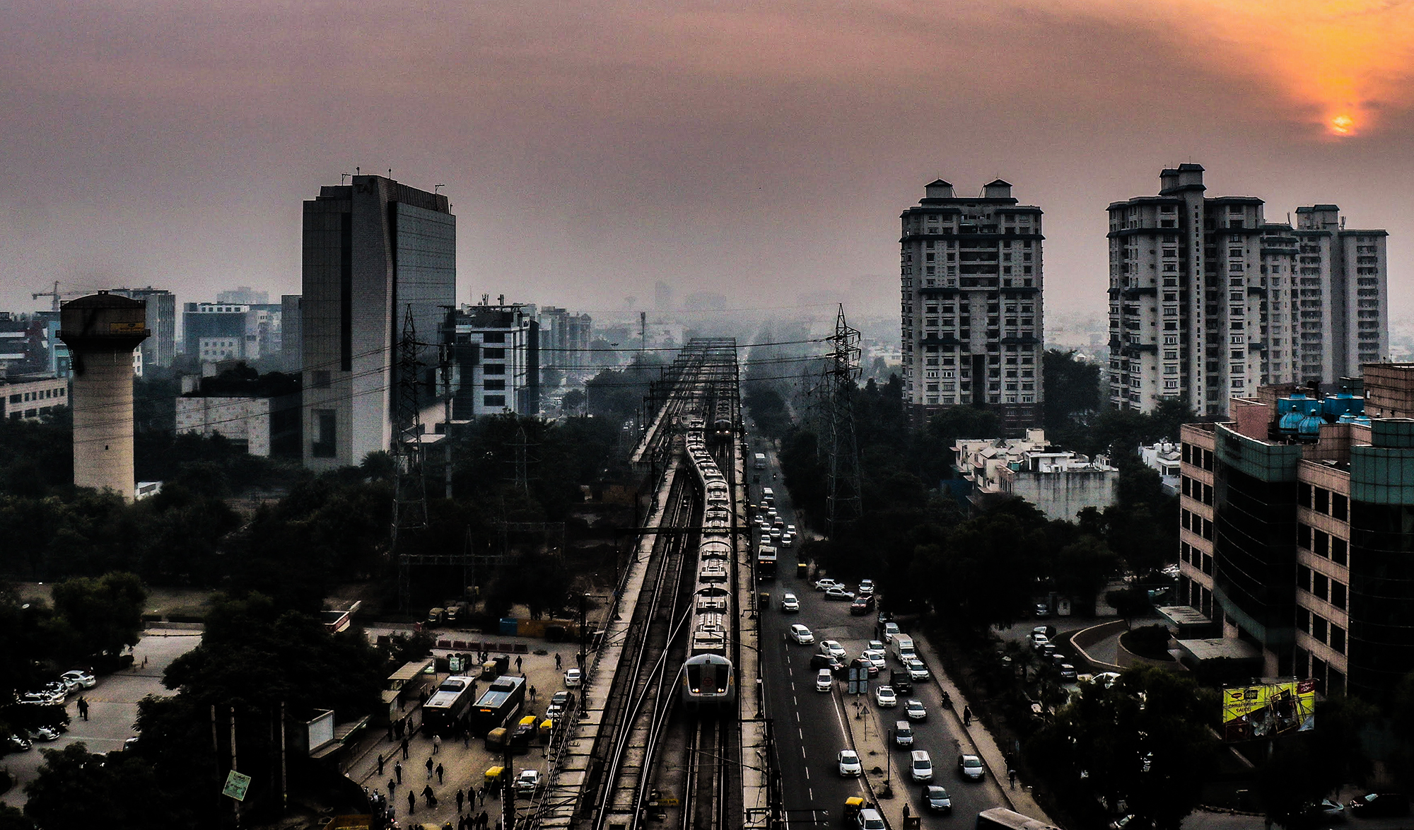 Gurgaon Called Millennium city in India, the City that never stops ever.