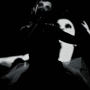 The sheer drama of light and shadow is what excites me most about shooting concerts. Photograph/Tamagna Ghosh