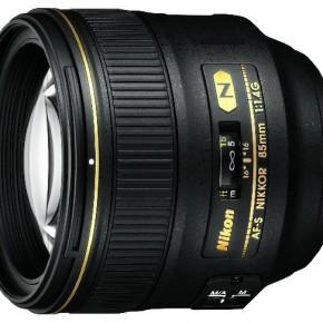 Nikkor AF-S 85mm f/1.4G ED