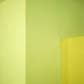Walls of the same colour can look slightly different depending on the play of light and shadow. Photograph/Raj Lalwani
