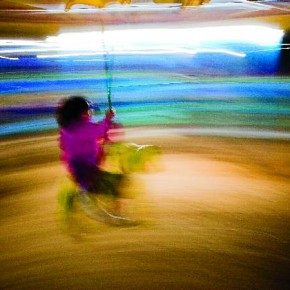 Experiment with slow shutterspeeds to get dreamy, abstract wide angle frames. Photograph/Shubhmohan Singh