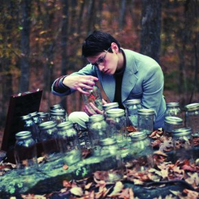 I shot this by sneaking my dad's jars out of the house. I took them to the woods to portray a butterfly collector and his specimens. It turns out my dad saw the photo online that night. Regardless of my secrecy, I was grounded! Photograph/Alex Stoddard