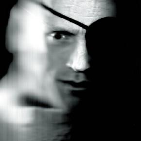 Kurt Weston. A self portrait.