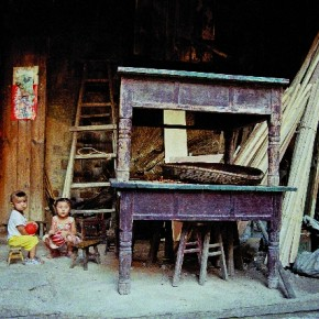From 'Meiyou Wenti'. Shot in Zhenyuan, Guizhou Province, China 2002. Photograph/ Vidura Jang Bahadur