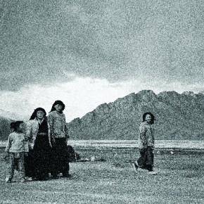 From 'Tsampa on my Shoulder'. Shot en route to Kailash, Tibet in 2005. Photograph/ Vidura Jang Bahadur
