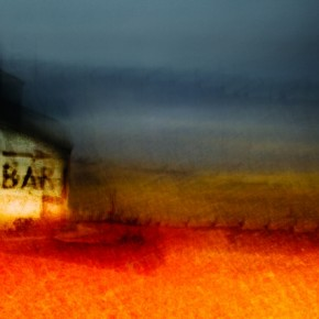 This was taken at a bar down the beach from where I live. I was trying to keep the lettering sharp while simplifying the rest of the frame. Exposure: 1sec at f/14 (ISO 50). Photograph/Chris Friel