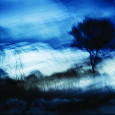 I shot this just after sunset by moving the camera horizontally. The blue colouring is from shooting with the 'wrong' colour balance. Exposure: 1sec at f/14 (ISO 50). Photograph/Chris Friel