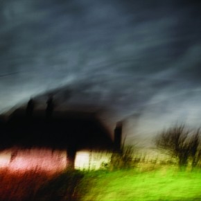 This image belongs to a series I did on houses. I liked the isolated white house in the field. The camera movement was an attempt to simplify the scene further. Exposure: 1sec at f/20 (ISO 50). Photograph/Chris Friel