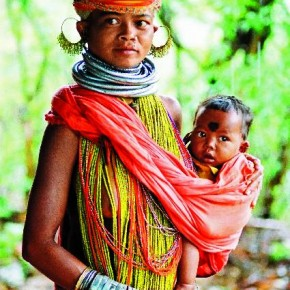The simplicity and natural beauty of these tribal women fascinate Rao and he loves capturing it through his lens. Photograph/ S Ganapathi Rao
