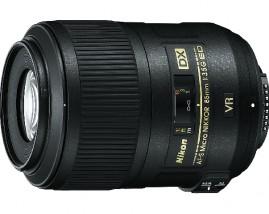 Nikkor AF-S 85mm f/3.5G VR DX Micro