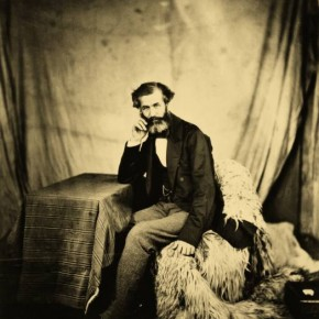 Fenton's indoor shots displayed a discerning eye for detail that was used to bring out the character of the person in the shot. Photographer/ Roger Fenton