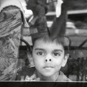 You do not always need to make smiling portraits. Impromptu expressions are often the best ones! Photograph/Ankit Chawla
