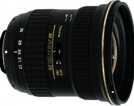 Tokina SD 17–35mm f/4 (IF) AT-X PRO