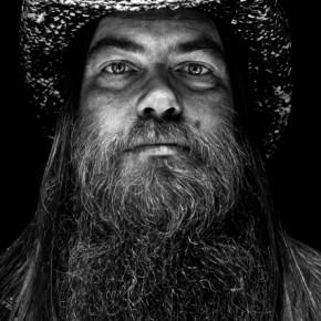Despite a consistent sense of framing, props like this hat help make each portrait unique. Photograph/Kelly Castro