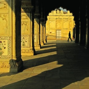 Evening light is great for shooting monuments. The lines formed by the shadows help enhance this image. Exposure: f/4, 1/500sec, ISO 100 Time: 4pm. Photograph/Raj Lalwani