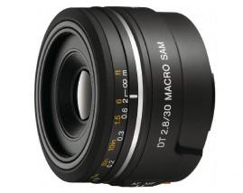 Sony DT 30mm f/2.8 Macro SAM