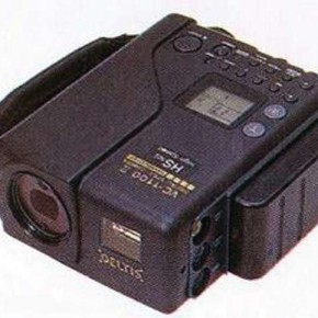 Olympus Deltis VC-1100: A 1994 launch, this was the first camera that had built-in transmission. By connecting it to a modem, one could upload digital photos over phone lines.