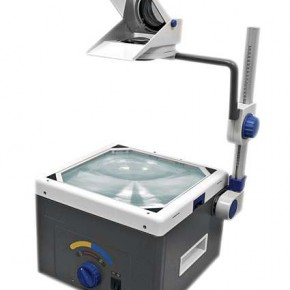 Overhead Projectors: In 1996 3M launched the world's first overhead projector. It was used for educational purposes. Source/Wikimedia Commons