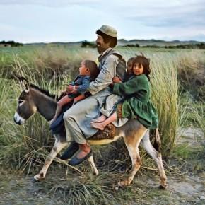 Maimana, Afghanistan, 2003. Photograph/Steve McCurry
