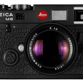 Leica M6. Source: www.sidewalktalk.dk.