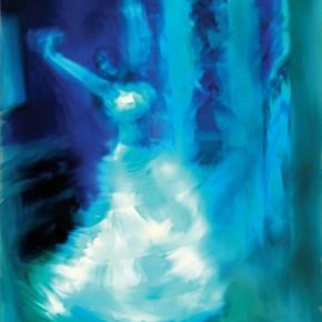 Blue Flamenco. Photograph/Shantanu Shorey