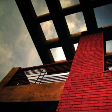 Urban structures are fascinating subjects that can be an excellent study in form and geometry. Photograph/Sushant Verma.