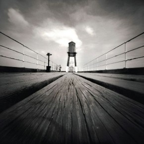 Vignetting is found in pinhole photographs. It helps you emphasise the subject at the centre. Photograph/Kirsten Thormann