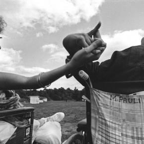 Inner Grace, 1979. Photograph/Abraham Menashe