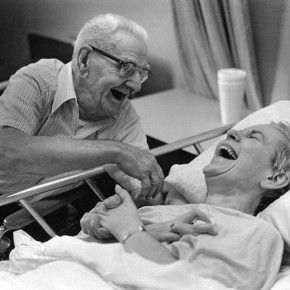 Couples, 2003. Photograph/Abraham Menashe