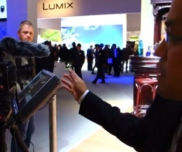 Panasonic GH3 Video