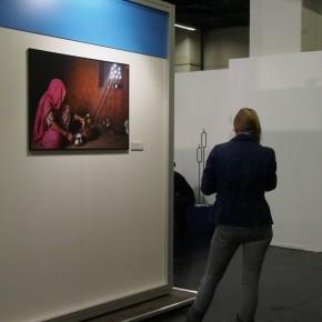 A photo exhibit.