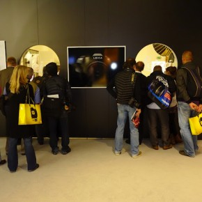 At the Leica stall-5