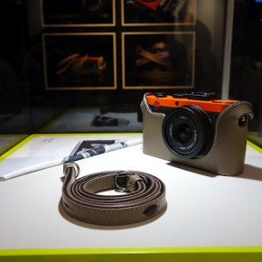 At the Leica stall-1