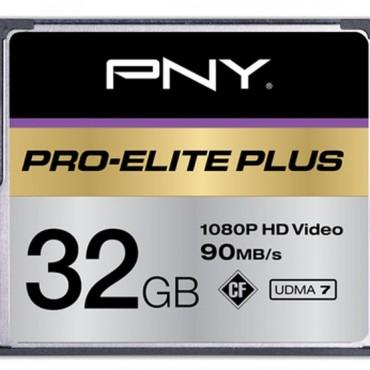 PNY Pro-Elite Plus CompactFlash memory card